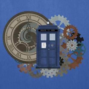 Traveling through Time - Tote Bag