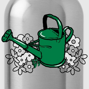 Garden watering flower gardening T-Shirts - Water Bottle