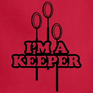 I'M KEEPER - Adjustable Apron