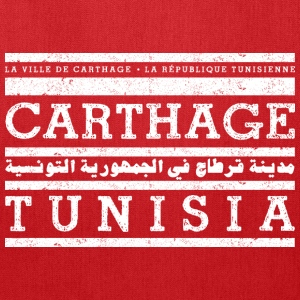 Carthage T-Shirts - Tote Bag
