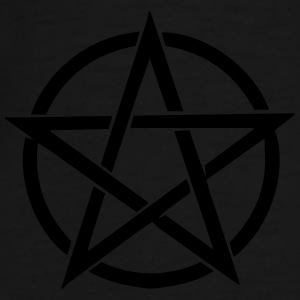 Pentagram Hoodies - Men's Premium T-Shirt