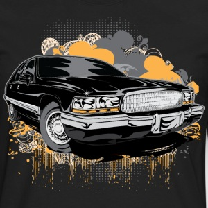 Cadillac Black Alt T-Shirts - Men's Premium Long Sleeve T-Shirt
