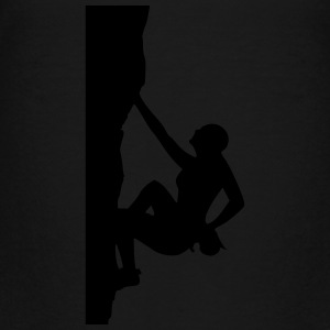 Rock Climbing Kids' Shirts - Toddler Premium T-Shirt