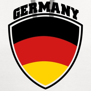 germany T-Shirts - Contrast Hoodie