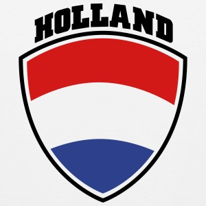 holland T-Shirts - Men's Premium Tank