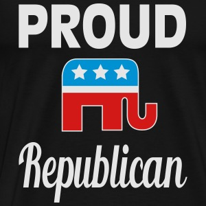 Proud republican Sportswear - Men's Premium T-Shirt