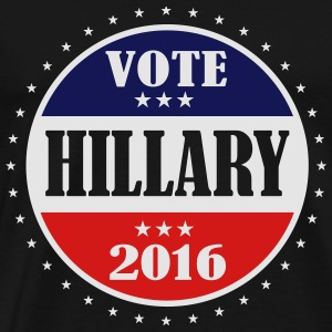 Vote for Hillary 2016 Sportswear - Men's Premium T-Shirt