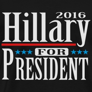 Hillary for president Sportswear - Men's Premium T-Shirt