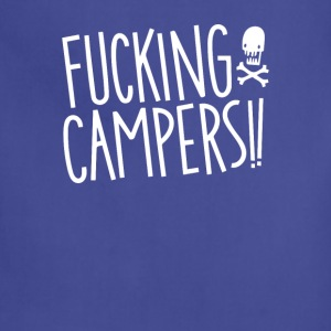 Fucking Campers - Adjustable Apron