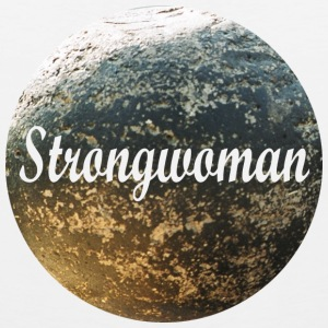 Strongwoman Women's T-Shirts - Men's Premium Tank