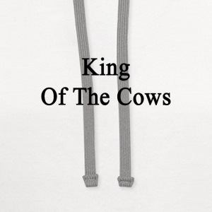 king_of_the_cows T-Shirts - Contrast Hoodie