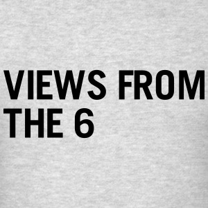 Views from the 6 Long Sleeve Shirts - Men's T-Shirt