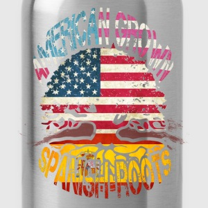 Heritage/Spanish - Spanish Roots - Water Bottle