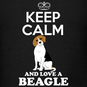 Beagle dog Tanks - Men's T-Shirt