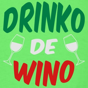 Drinko De Wino Cinco Mayo Tanks - Men's T-Shirt