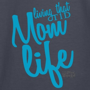 Type 1 Diabetes Mom Life Hoodies - Kids' Long Sleeve T-Shirt