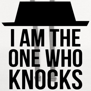 I AM THE ONE WHO KNOCKS! Baby & Toddler Shirts - Contrast Hoodie
