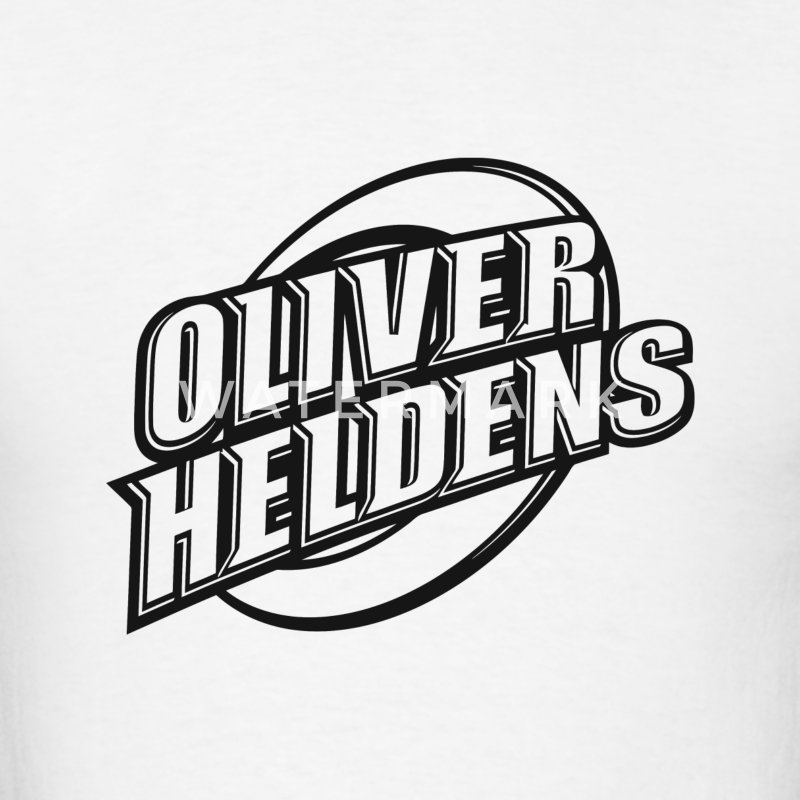 Oliver Heldens FAN ART - Men's T-Shirt
