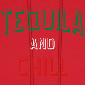 Tequila And Chill Tanks - Men's Hoodie