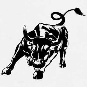 Bull Mugs & Drinkware - Men's Premium T-Shirt
