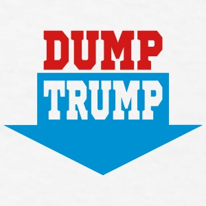 Dump Trump Sportswear - Men's T-Shirt