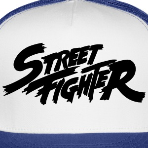 Street Fighter Polo Shirts - Trucker Cap