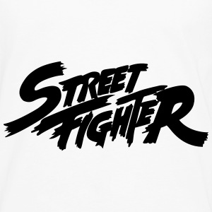 Street Fighter Polo Shirts - Men's Premium Long Sleeve T-Shirt