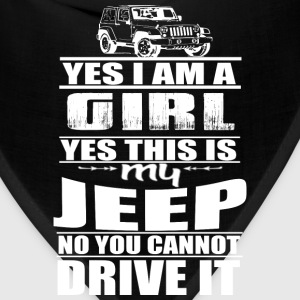 THIS IS MY JEEP - JEEP GIRL Offroad - Bandana