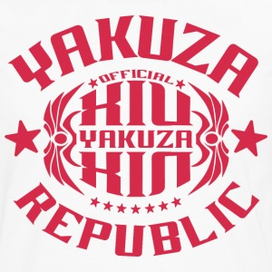 Yakuza O14R T-shirt red - Men's Premium Long Sleeve T-Shirt