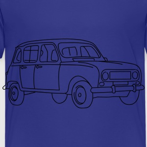 R4 (car) Sweatshirts - Toddler Premium T-Shirt