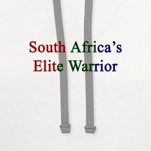 south_africas_elite_warrior T-Shirts - Contrast Hoodie