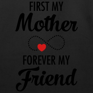 First My Mother Forever My Friend Tanks - Eco-Friendly Cotton Tote