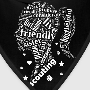 SCOUTING GIRL - girl scout leaders - Bandana