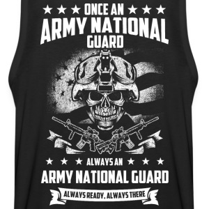 ARMY NATIONAL GUARD - FUNNY AND LOVE - Men's Premium Tank