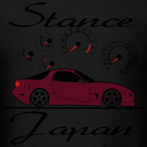 RX-7 Stance Japan Hoodie - Men's T-Shirt