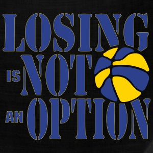 Losing is not an option Women's T-Shirts - Bandana
