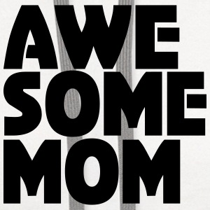 Awesome Mom Tanks - Contrast Hoodie