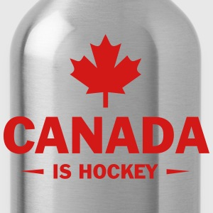 CANADA IS HOCKEY Sportswear - Water Bottle