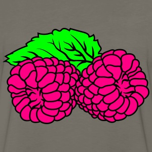 2 raspberries tasty T-Shirts - Men's Premium Long Sleeve T-Shirt