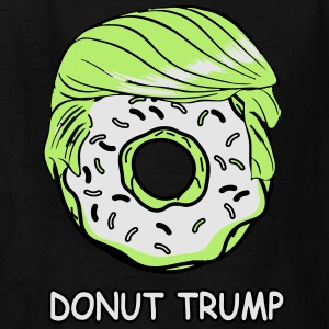 Donut Trump T-Shirts - Kids' T-Shirt