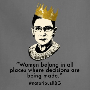 Notorious RBG Women's T-Shirts - Adjustable Apron