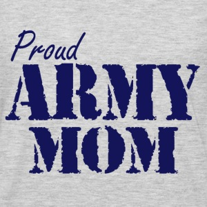 Proud Army Mom - Men's Premium Long Sleeve T-Shirt