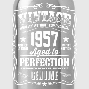 Vintage 1957 Aged to Perfection - Water Bottle