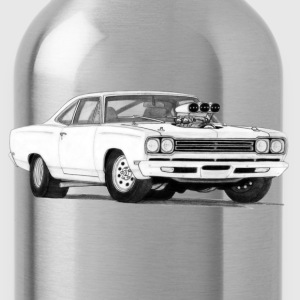 69 Plymouth Roadrunner - Water Bottle