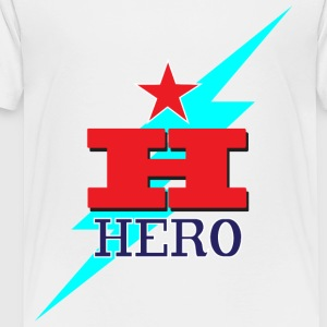 Hero Kids' Shirts - Toddler Premium T-Shirt