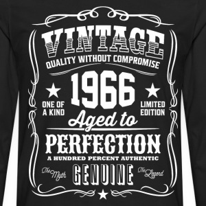 1966 Aged to Perfection - Men's Premium Long Sleeve T-Shirt