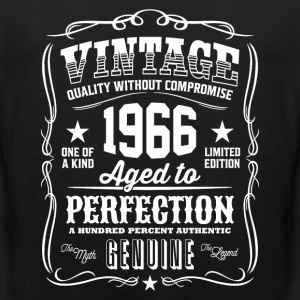 1966 Aged to Perfection - Men's Premium Tank