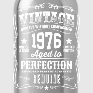 Vintage 1976 Aged to Perfection - Water Bottle