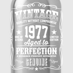 Vintage 1977 Aged to Perfection - Water Bottle