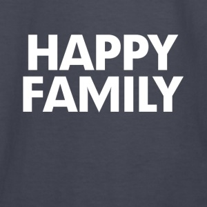 Happy Family Hoodies - Kids' Long Sleeve T-Shirt